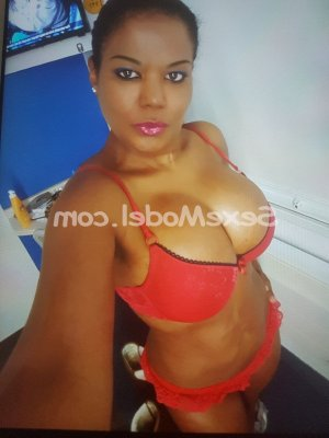 Misheel lovesita escorte massage sensuel