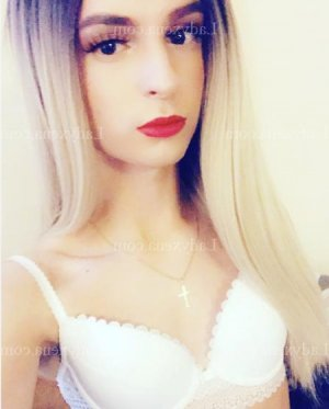 Anissah ladyxena escorte trans massage érotique