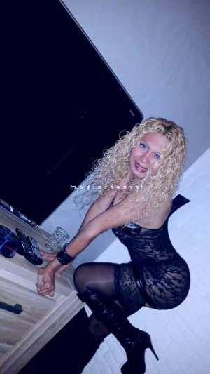 Thiphany escorte girl sexemodel